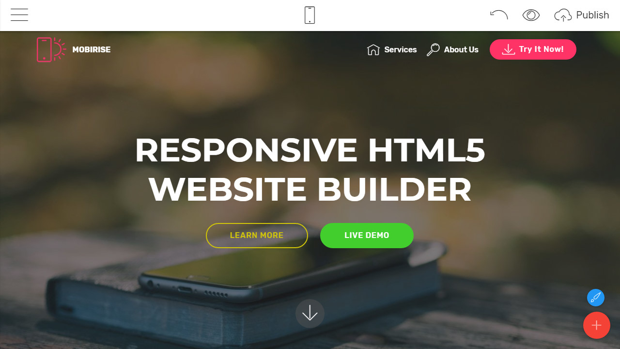 Mobile Website Templates Review